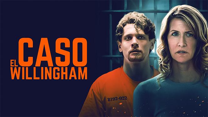 El caso Willingham (2019) Web-DL 1080p Latino-Ingles