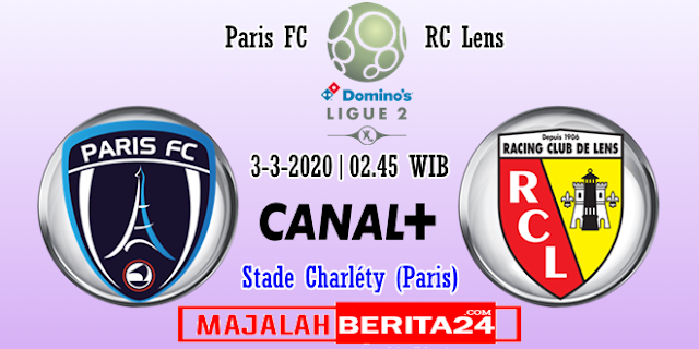 Prediksi Paris FC vs RC Lens