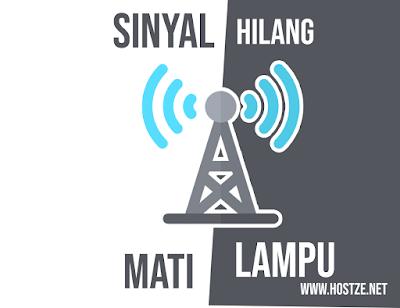 Ini Dia, Kenapa Sinyal Ponsel bisa Hilang saat Mati Lampu - hostze.net