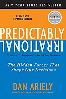 book review of predictably irrational in Hindi