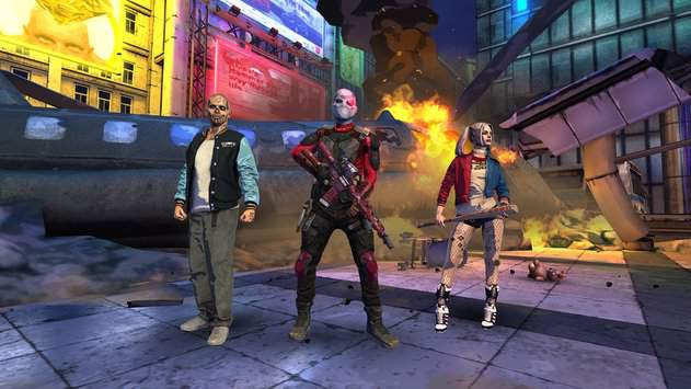 suicide squad special ops game for Android