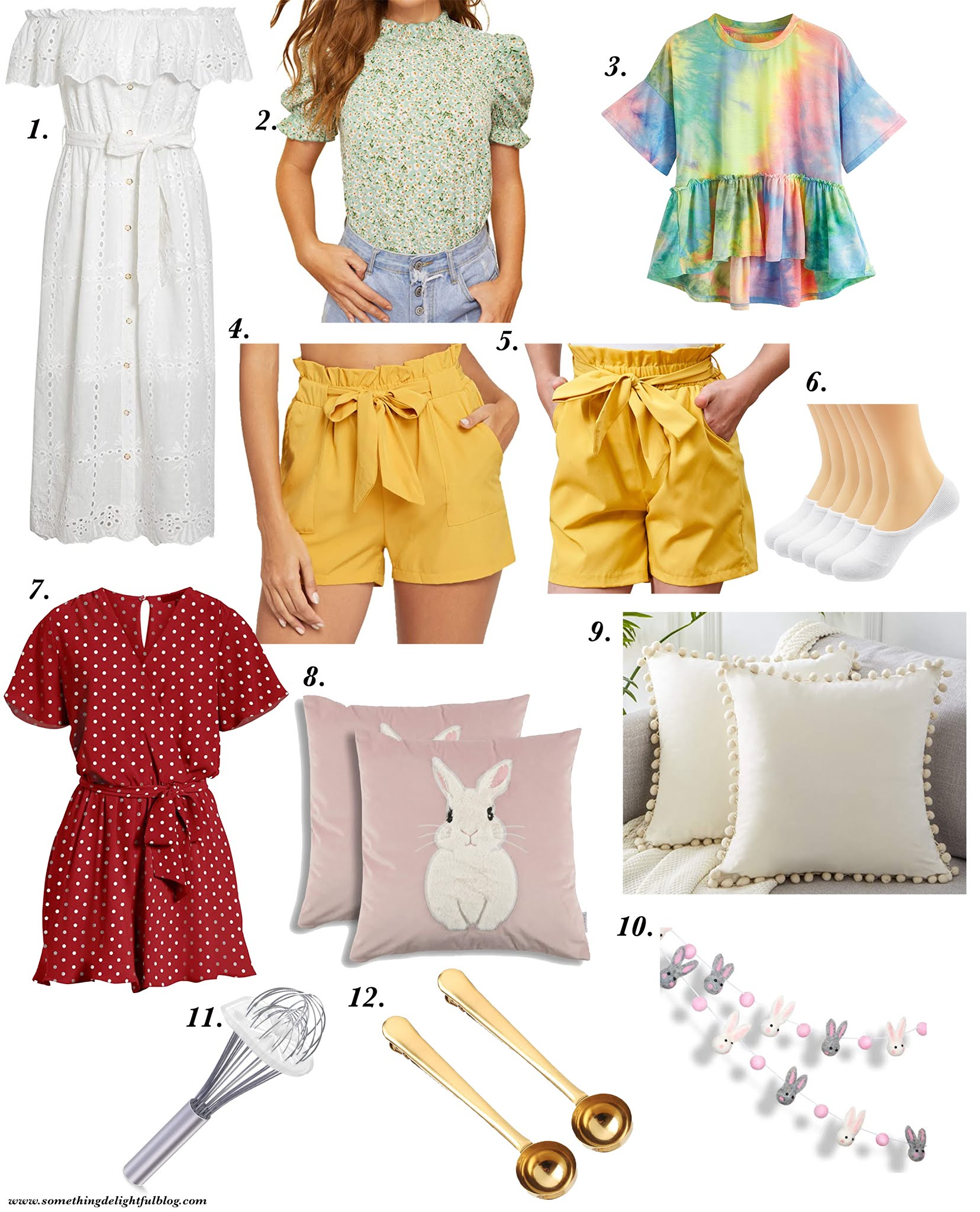 Weekly Amazon Finds: Volume Four - Something Delightful Blog #Amazonfinds #AmazonRoundup #AmazonFashion