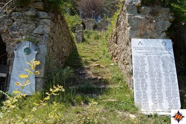 Morino Vecchio, cimitero