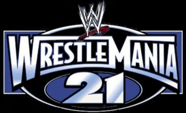 WWE - WrestleMania 21