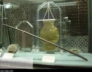 Tongkat Nabi Musa 'alaihissalam