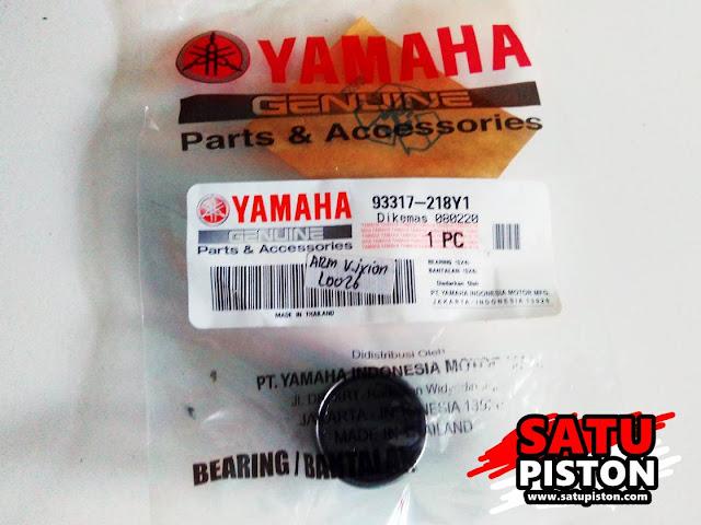 Persamaan Bearing Arm Yamaha Byson