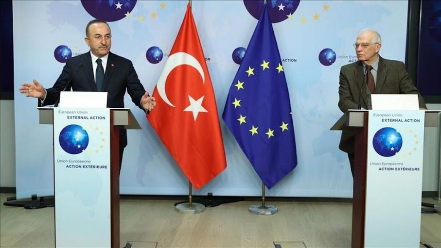 Ο Τσαβούσογλου «στριμώχνει» όλους τους Ευρωπαίους αξιωματούχους
