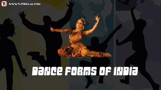 Important  Dance Forms of India