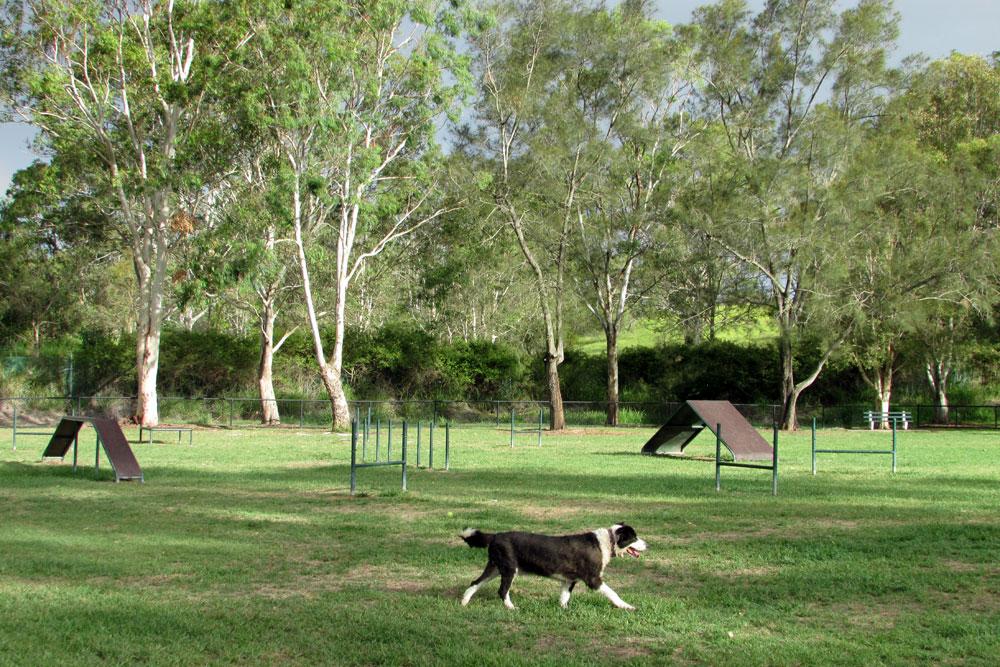 Sherwood Park Dog Park