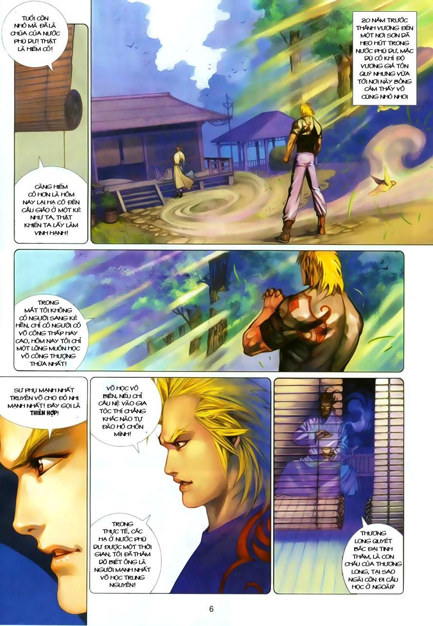 Phong Vân chap 392 - Trang 7