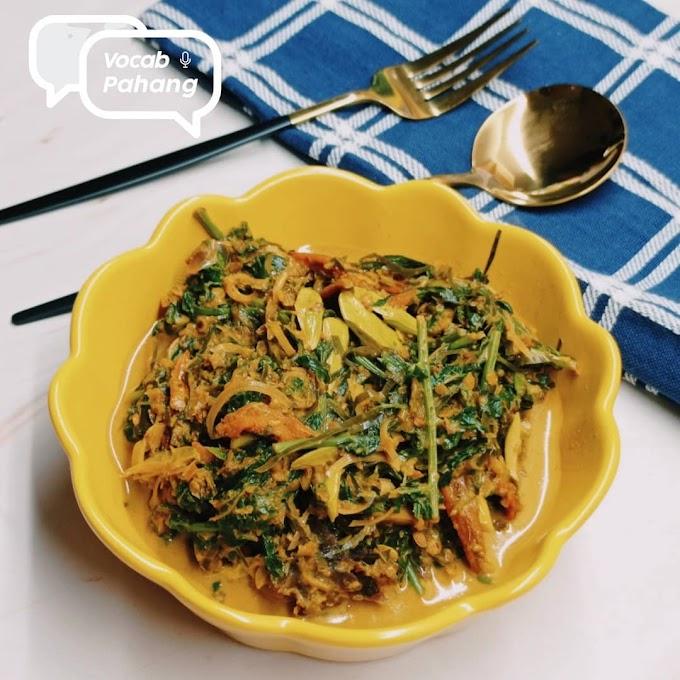 Gulai Pede Gulai Tradisi Pahang Yang Jarang Dijumpai