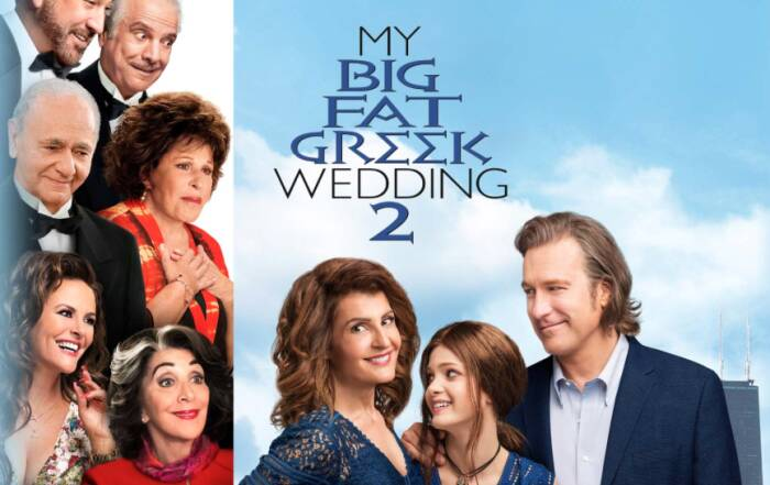 My Big Fat Greek Wedding 2 2016 English Movie Download Free HD DVDrip