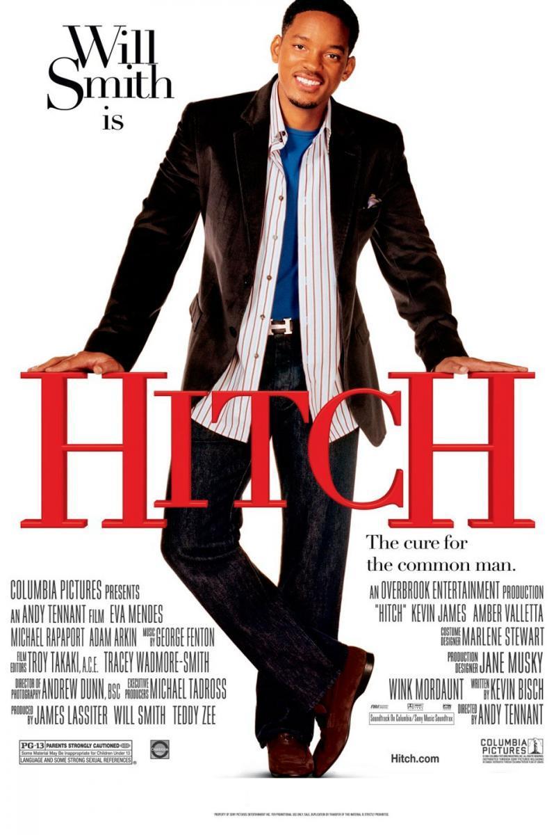 Download Hitch (2005) Full Movie in Hindi Dual Audio BluRay 720p [1GB]