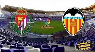 Вальядолид – Валенсия смотреть онлайн бесплатно 21 декабря 2019 прямая трансляция в 23:00 МСК.