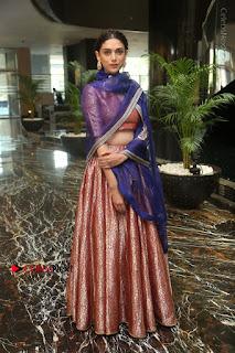 Aditi Rao Hydari Stills in Lehenga Choli at Cheliyaa Telugu Movie Audio Launch Event  0034.JPG