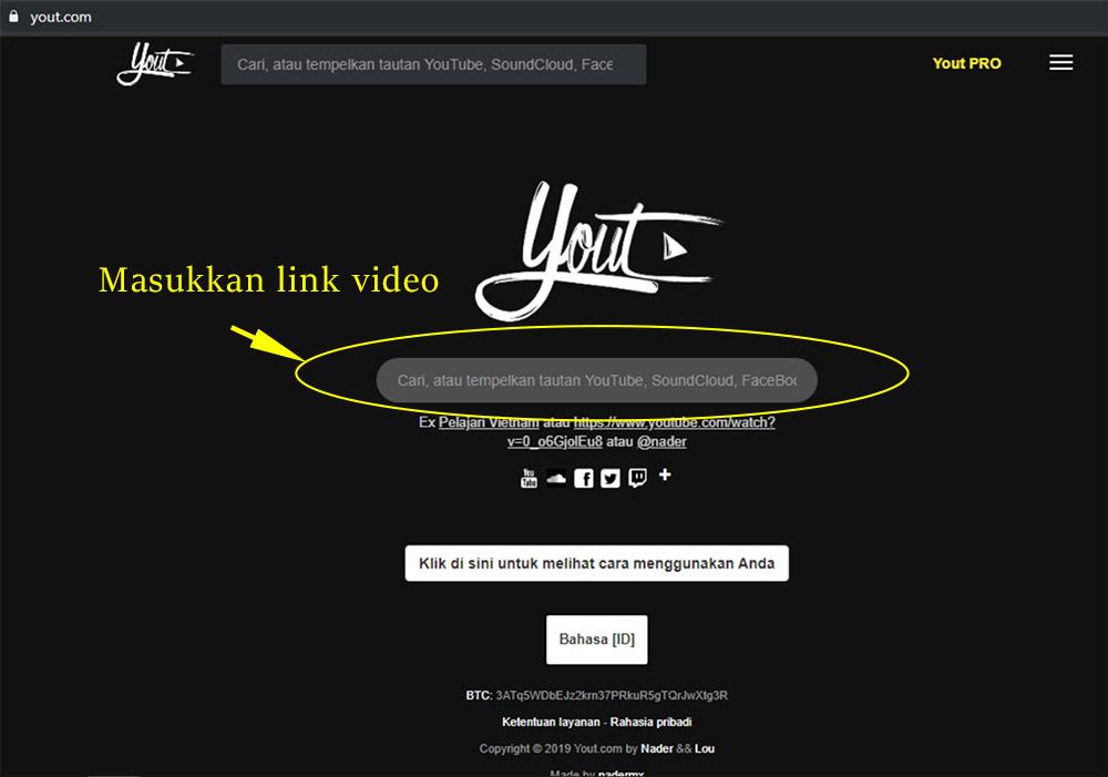 Download Video Youtube dan Facebook Legal Tanpa Aplikasi