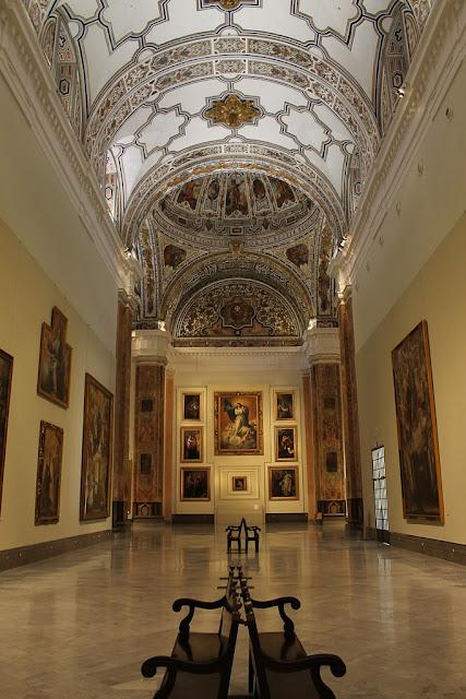 Museo de Bellas Artes da vedere a Siviglia