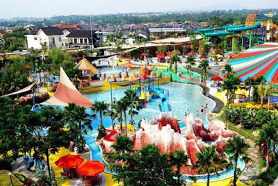 Wisata Keluarga di Bogor, The Jungle Water Adventure