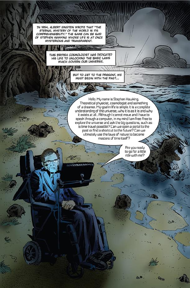 Stephen Hawking - 3
