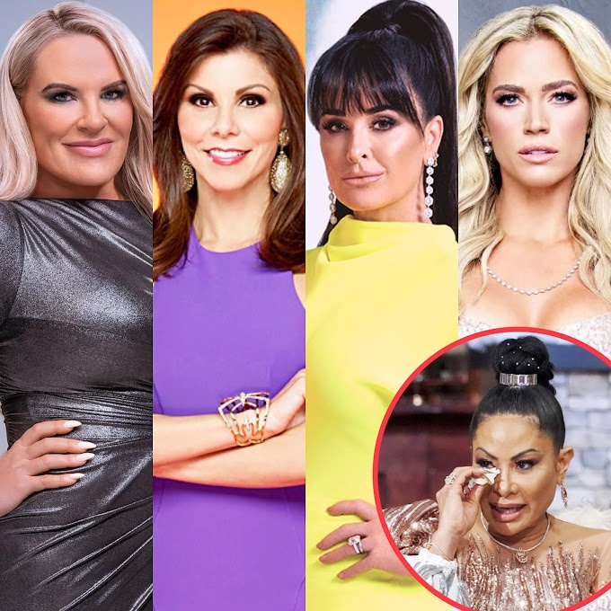 Heather Gay, Heather Dubrow, Kyle Richards And Teddi Mellencamp Arroyave React To Jen Shah's Arrest And Legal Scandal!