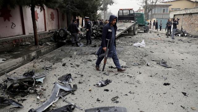 Empat Bom Meledak Terpisah Bunuh 11 Warga Sipil dan Belasan Lainnya Cidera di Afghanistan