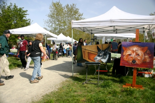Earth-day Event in Vancouver B.C.