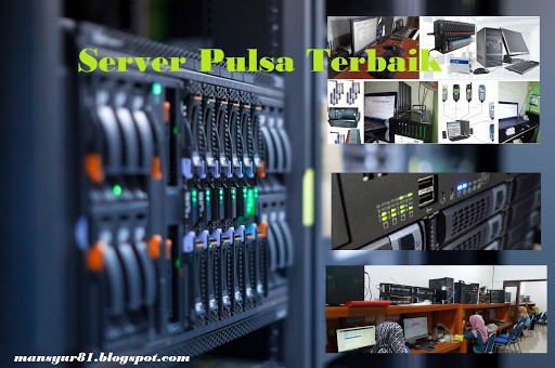 Server Pulsa terbaik