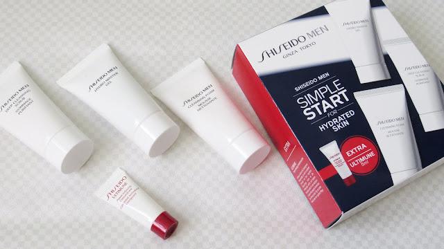 Косметический набор от Shiseido