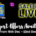 Flipkart Big Saving Days Sale Is Live