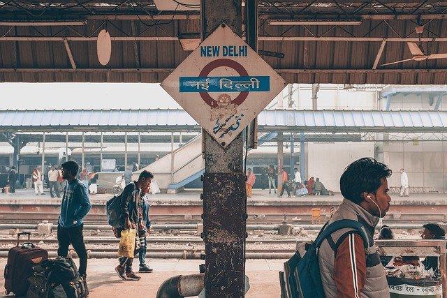 suasana di new delhi