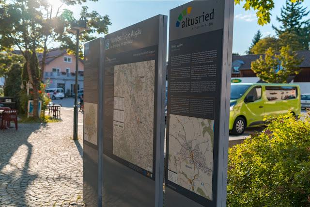 Wandertrilogie Allgäu | Etappe 09 Altusried-Schmidsfelden - Wiesengänger Route 02