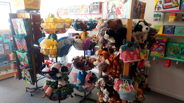 Funky Planet Alton: Plushes and Stuffed Animals