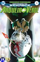 DC Renascimento: Arqueiro Verde #13