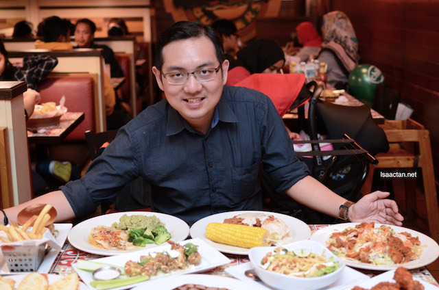 Come and savour the Dinner Special & Socials at Chili's Malaysia today!