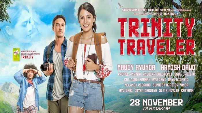 Trinity traveler (2019) WEBDL