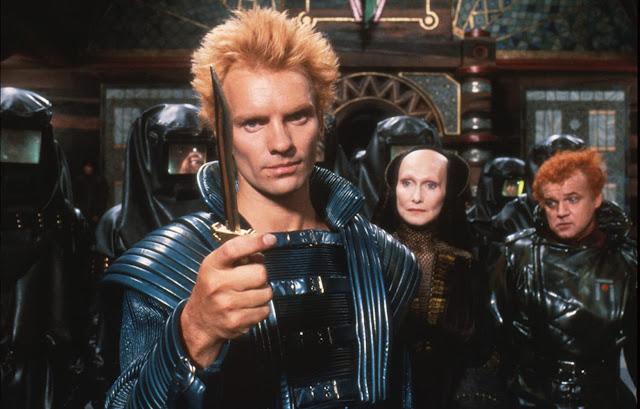 Sting em Duna (1984)