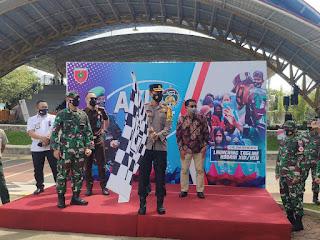 Launching ASR Kapolres Pangkep: TNI-Polri di Pangkep Solid