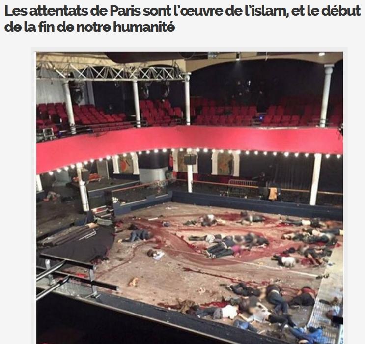 islam terrorisme