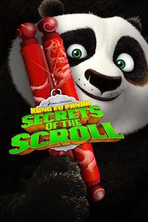Kung Fu Panda Segredos do Pergaminho Dublado