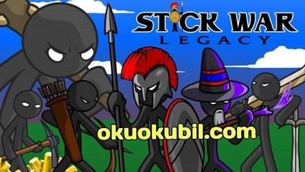 Stick War Legacy v2020.2.77 Para +Elmas + Puan Hileli Mod Apk İndir