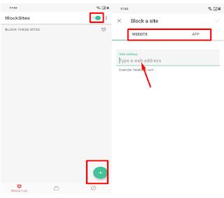 2 Cara Mudah Memblokir Situs Web Lewat Android Tanpa Aplikasi / Dengan Aplikasi