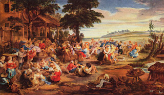 La Cerveza en el Arte: Peter Paul Rubens