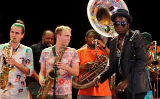 Sigue la fiesta del Jazz Plaza en la Habana y Santiago de Cuba / stereojazz