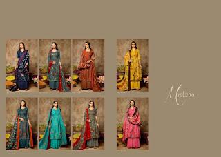 Sargam Print Mishkaa Pashmina Collection