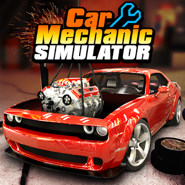 Car Mechanic Simulator Hileli APK - Para Hileli APK