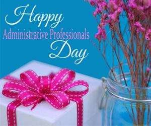 Administrative Professionals Day Wishes Sweet Images