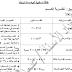 ملخص الوحدة الرابعة في مبحث الفيزياء للصف الثاني عشر