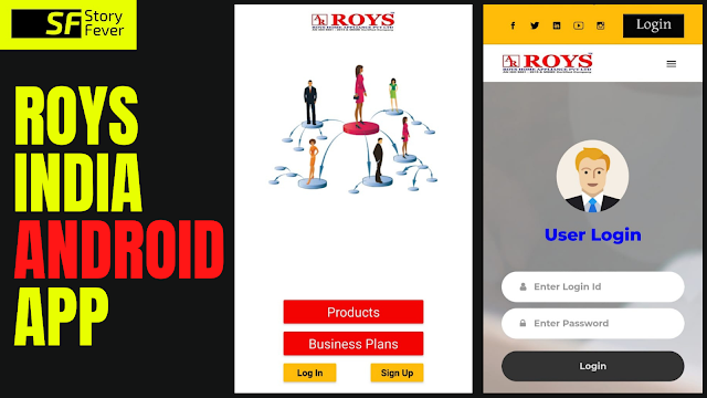 Roys India Android App