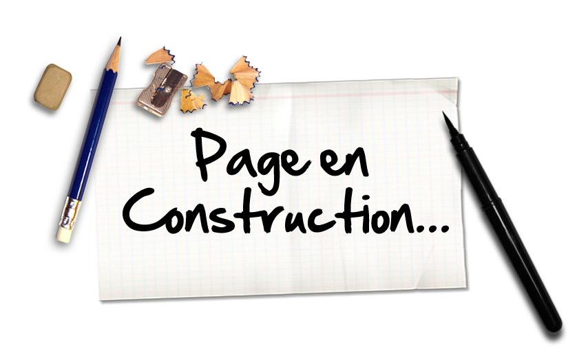 BUFFET GROUPE, SITE EN CONSTRUCTION