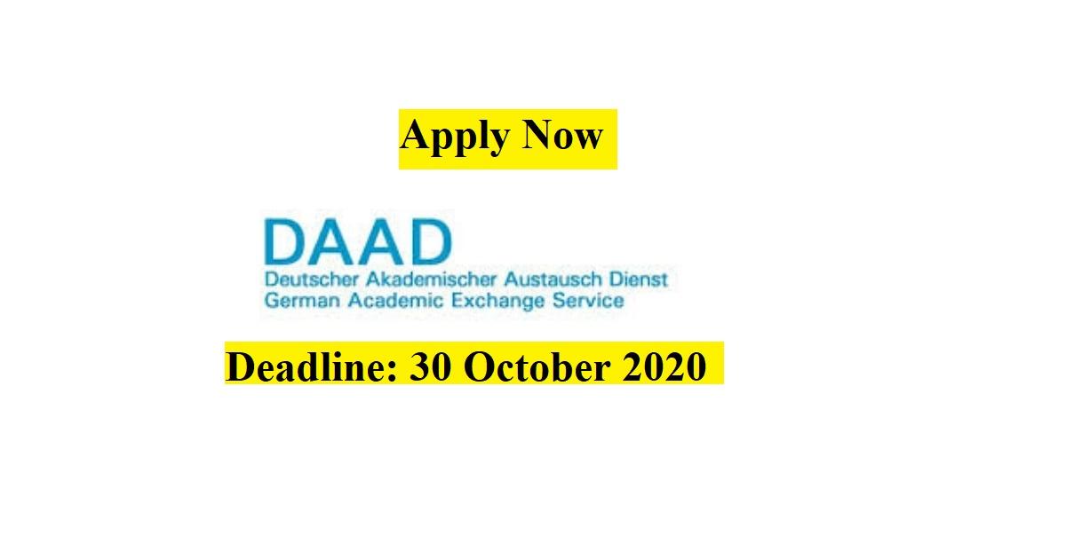 Daad Phd Database